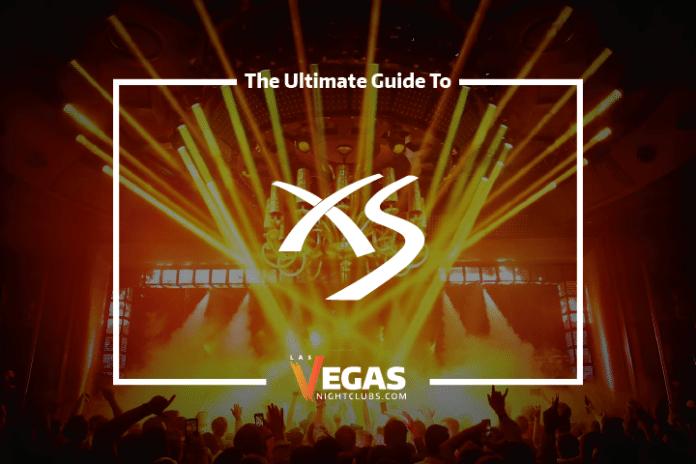 Xs Las Vegas The Official Guide 2020