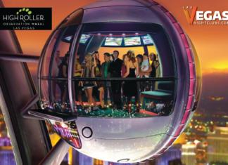 High Roller at Link Las Vegas