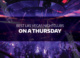 Best nightclubs in Las Vegas on a Thursday