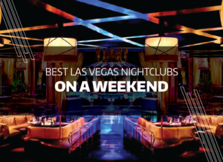 Best Las Vegas nightclubs on the weekend