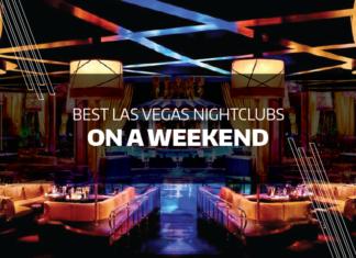 Best Las Vegas nightclubs on the weekend