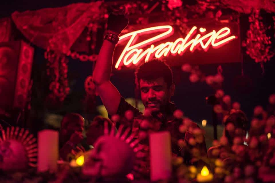Jamie Jones at XS Nightclub