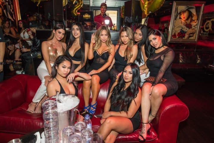 Drais After Hours girls