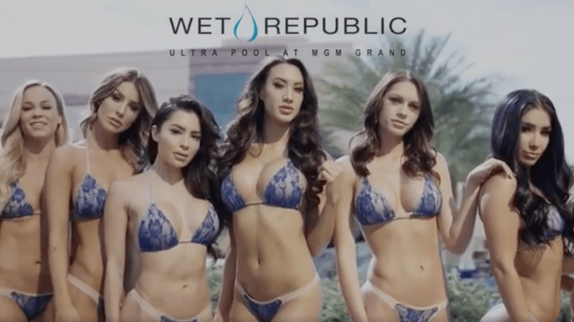 wet republic waitresses