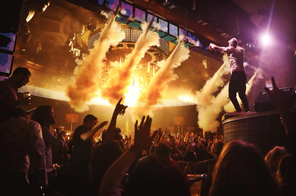 Top 10 Las Vegas Nightclubs