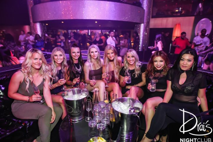 Drai's Bachelorette party