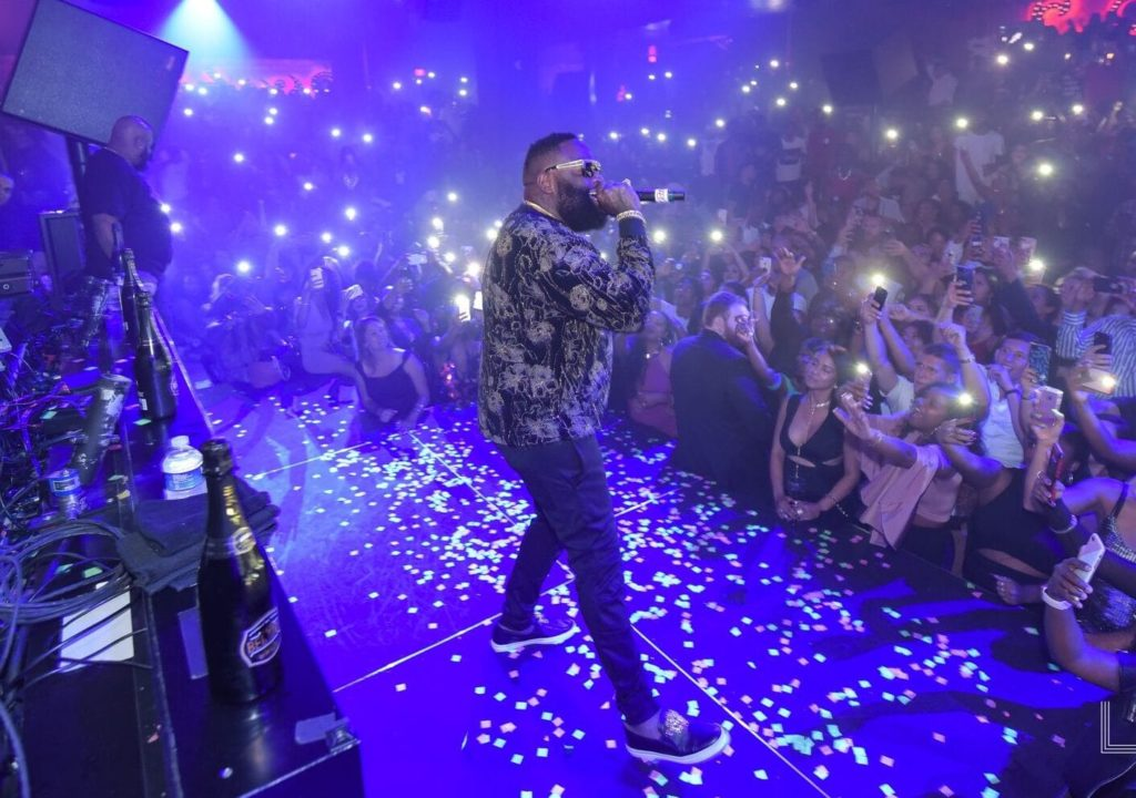 Hip Hop clubs in Las Vegas Light Nightclub