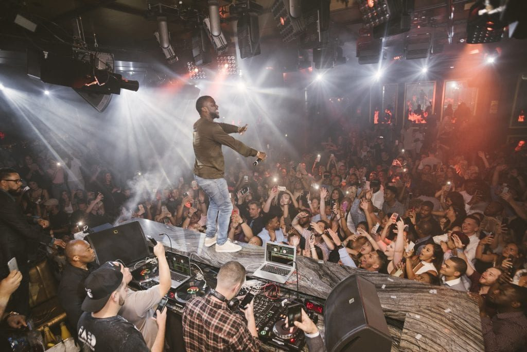 Vegas hip hop clubs Heart Of Omnia Nightclub