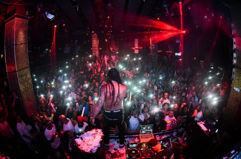 Hip Hop Clubs in Las Vegas Tao NIghtclub