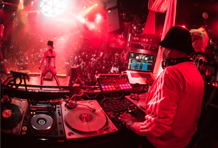 hip hop clubs in Las Vegas