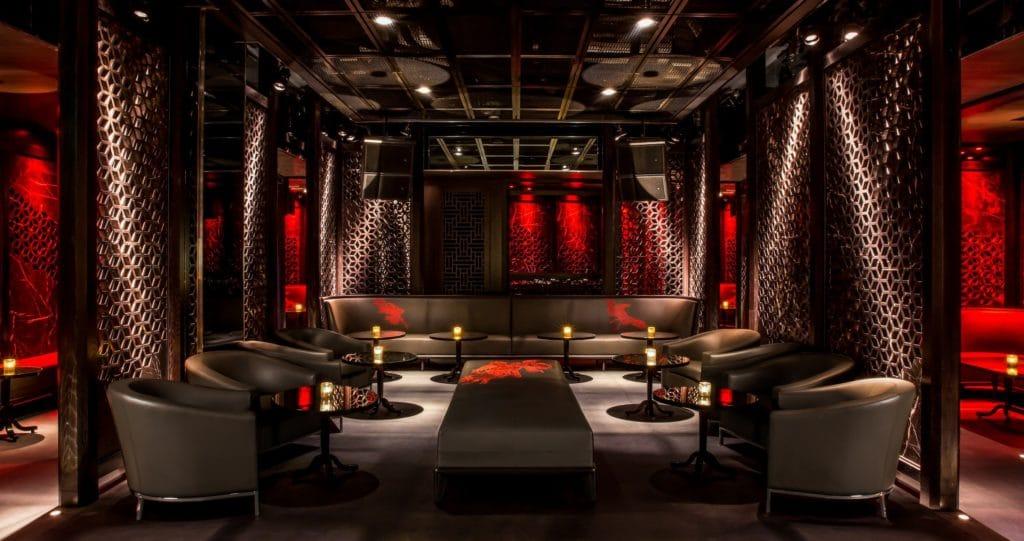 Hakkasan Ling Ling Lounge