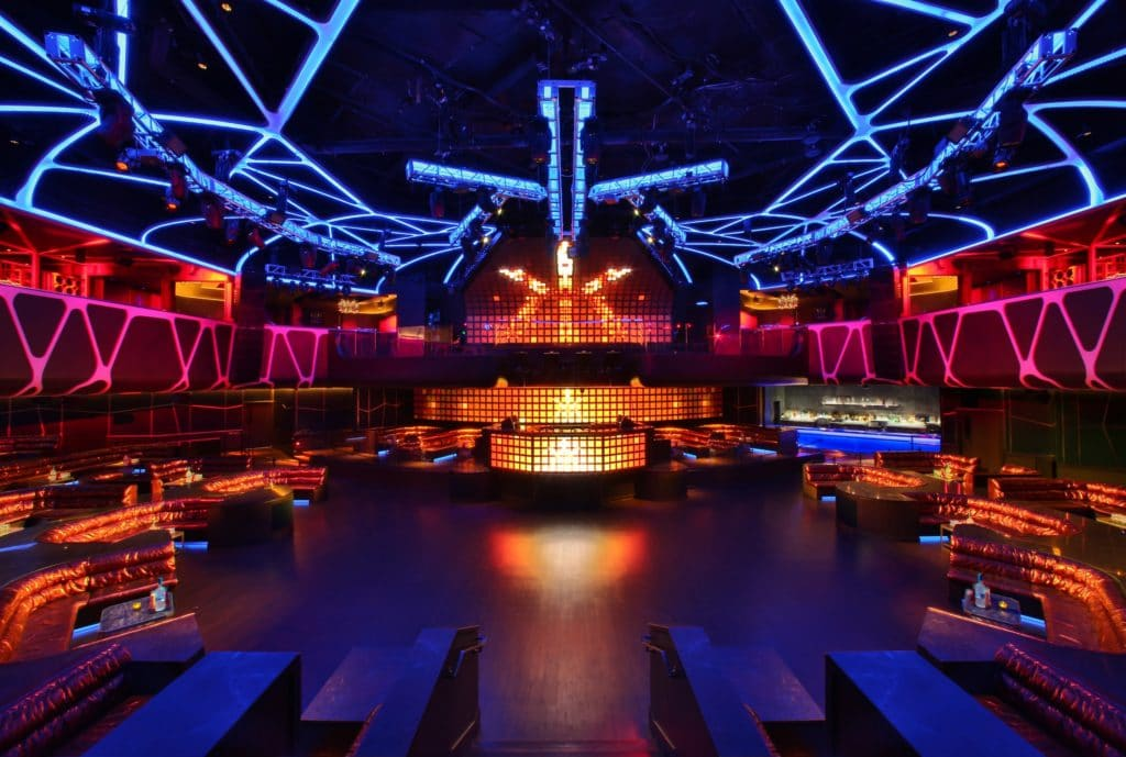 Hakkasan Main Room