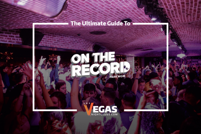 On The Record Las Vegas