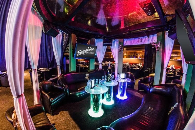 Sapphire gentlemen's club