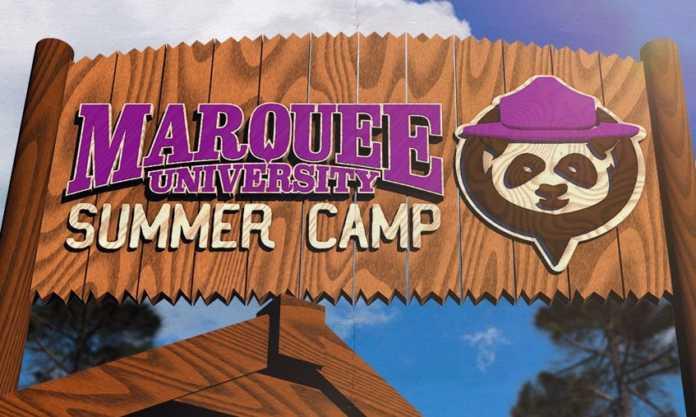 Marquee Dayclub Summer Camp