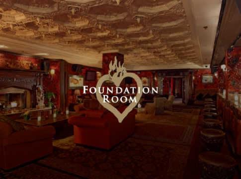 Foundation Room Las Vegas