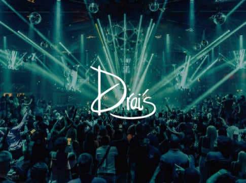 Drai's Nightclub bottle service