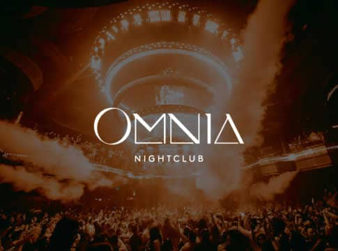 Omnia Nightclub bottle service