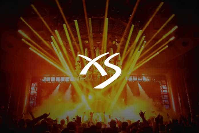 XS Nightclub bottle service