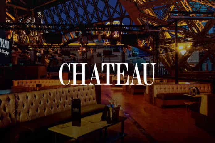 Chateau Nightclub bottle service