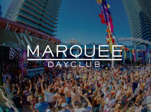 Marquee Dayclub bottle service