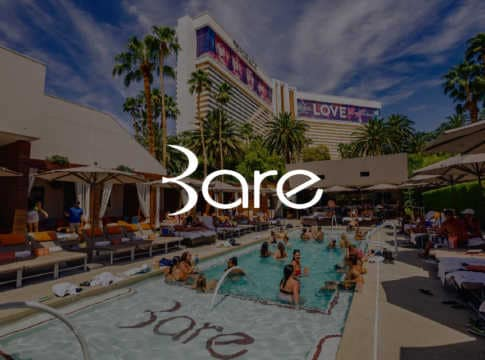 Bare Pool bottle service