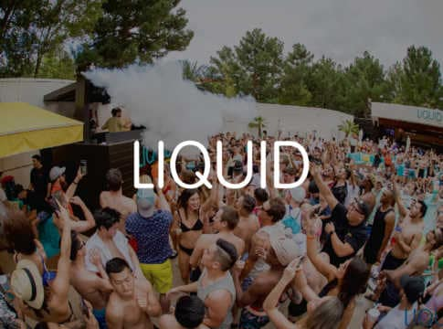 Liquid Pool bottle service