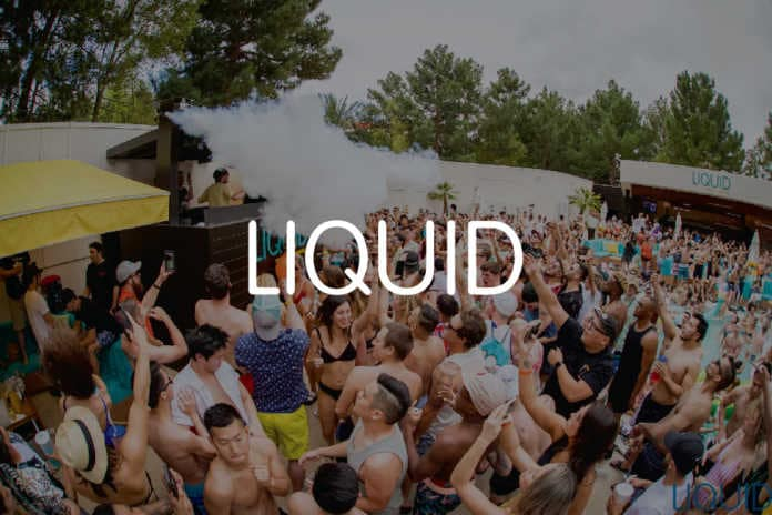 Liquid Pool bottle service