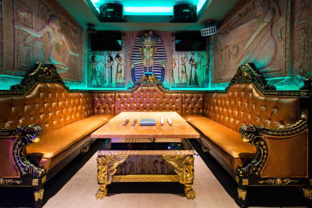 Kamu Pharaoh VIP room